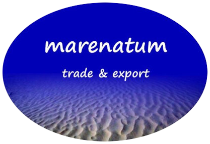 Logo Marenatum trade & export